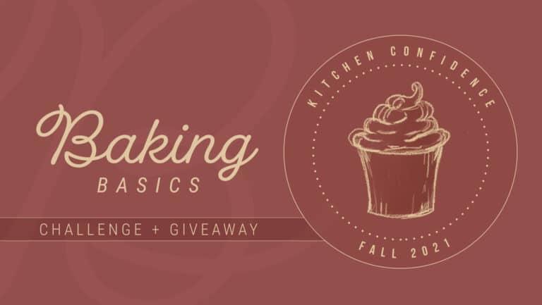 Baking Basics branded logo